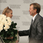 Тимошенко представила главу оппозиционного правительства